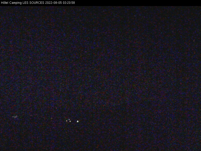 webcam de Savines le Lac